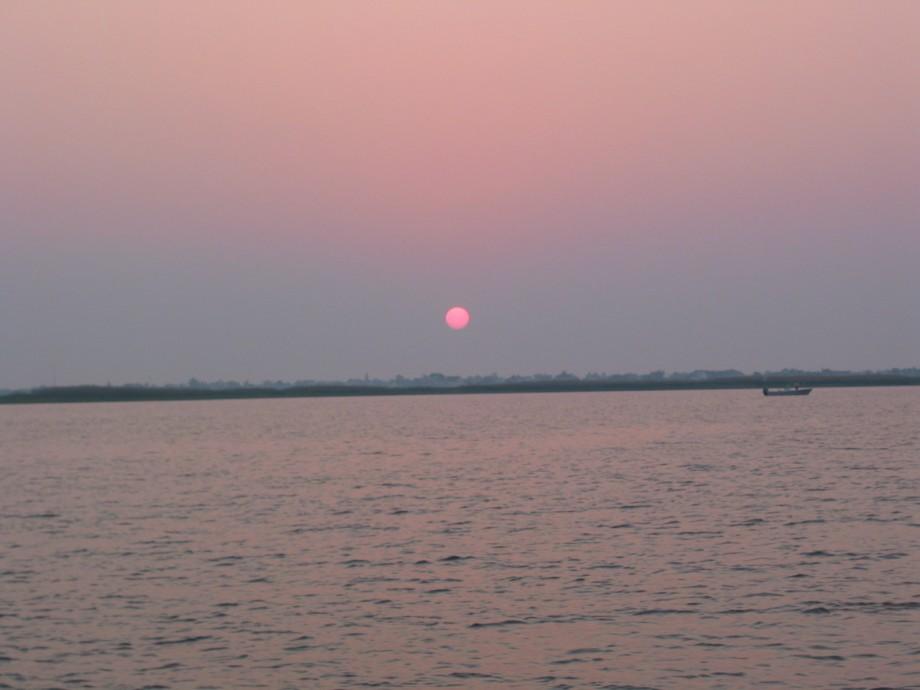 Joppa Flats sunrise